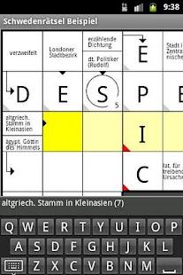 Crosswords- screenshot thumbnail