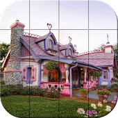 Tile Puzzle - Dreams House