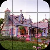 Tile Puzzle - Dreams House