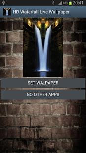 HD Waterfall Live Wallpaper2
