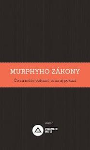Murphyho zákony- screenshot thumbnail