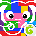 Gocco Zoo PRO - Paint & Play icon