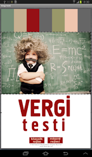 Vergi Testi- screenshot thumbnail