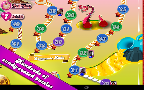 Candy Crush Saga Screenshot 21