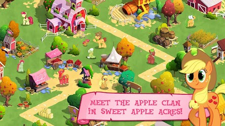 MY LITTLE PONY v1.9.0r Apk 1