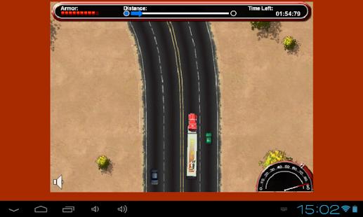 Jogos de caminhões - screenshot thumbnail