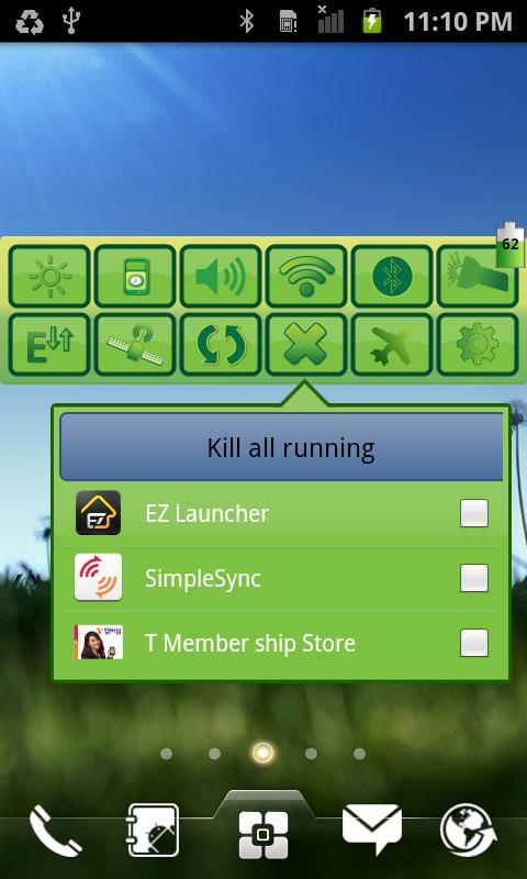 aBattery Eco Power Saver - screenshot