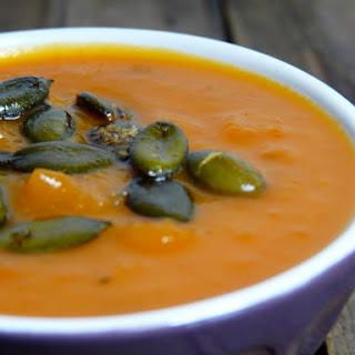 Butternut Soup.