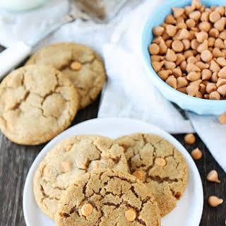 Brown Sugar Butterscotch Cookies.