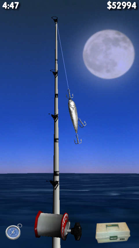 Big Sport Fishing 3D - screenshot