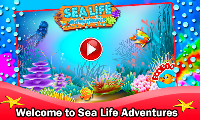 Sea Life Adventures - screenshot