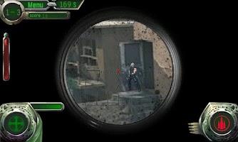 Screenshot of Death Shooting-Hunt leader