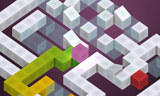 Box-E - The Colorful Cube Game- screenshot thumbnail