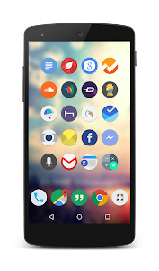 Cyrcol Icon Pack Flat Circles v0.0.1