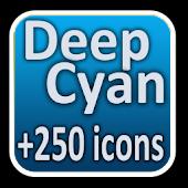 DeepCyan CM7 Theme +250 icons