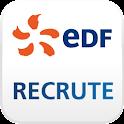 EDF recrute logo