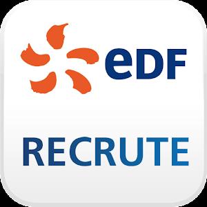 EDF recrute Icon