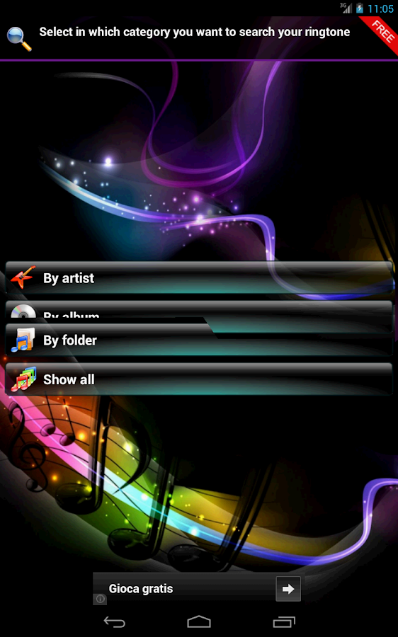 Ringtone Manager Pro FREE - screenshot