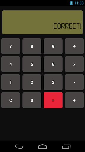 Ultimate Calculator Locker
