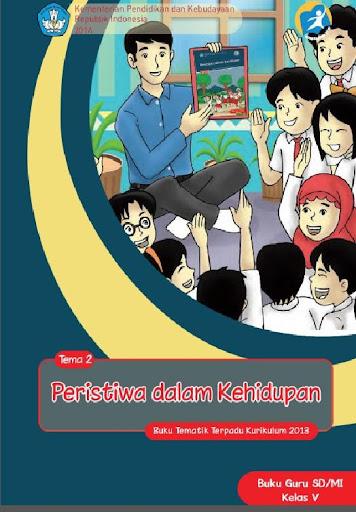 Buku Guru Kelas 5 Tema 2 Kur13