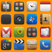 Suave Icons for Adw/LP/Apex