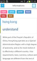 Screenshot of Hong Kong Offline Map & Guide