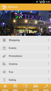 Tekira Shopping Center screenshot 1