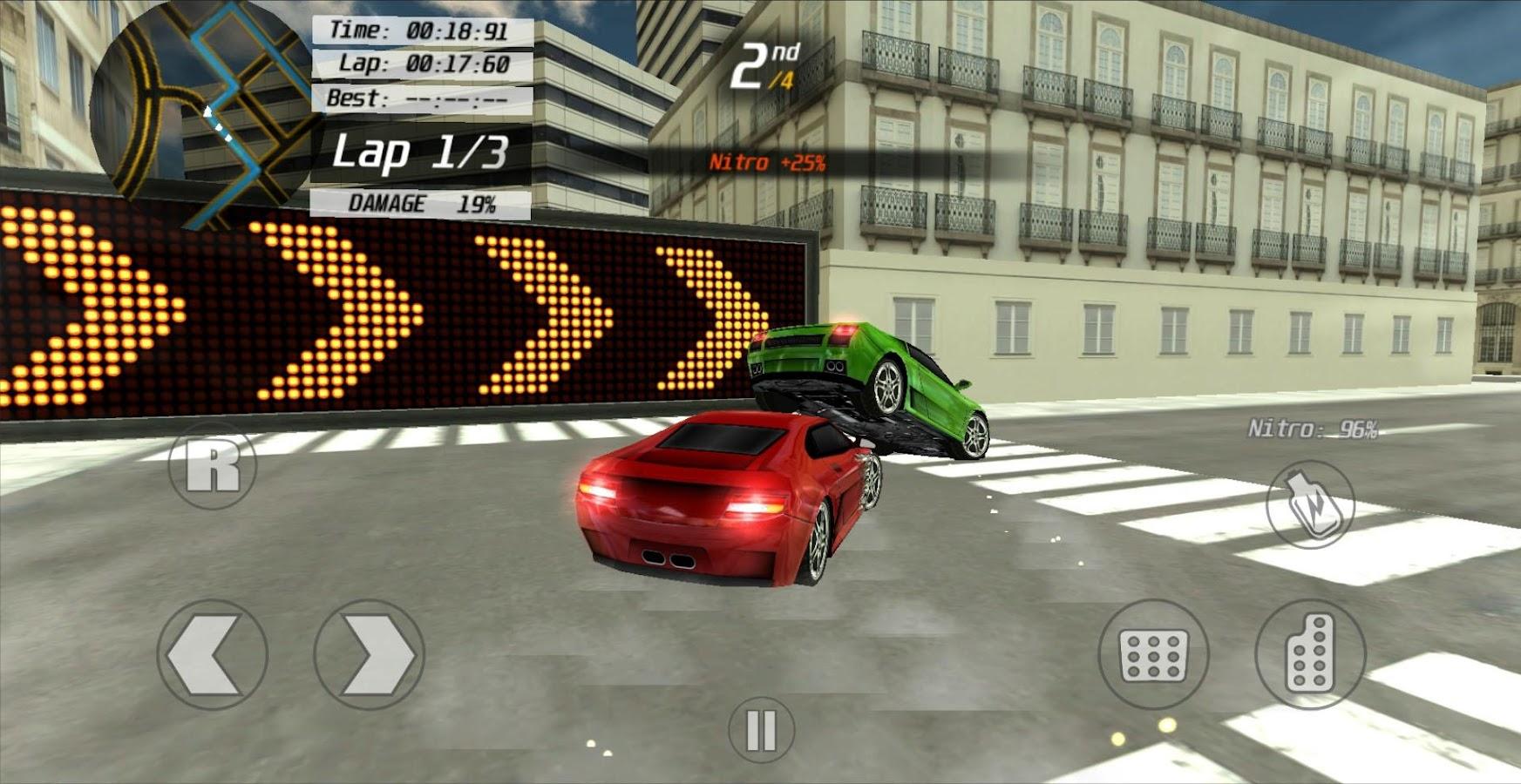 3d street racing 2 screenshot