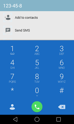 Blue Theme for ExDialer