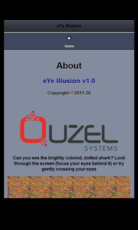 Eye Illusion - screenshot