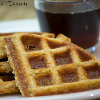 Brown Butter Waffles