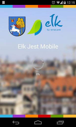 Ełk Jest Mobile - DEMO
