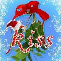 Christmas Mistletoe Kiss icon