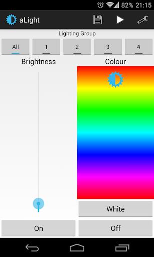 aLight Lighting Control BETA