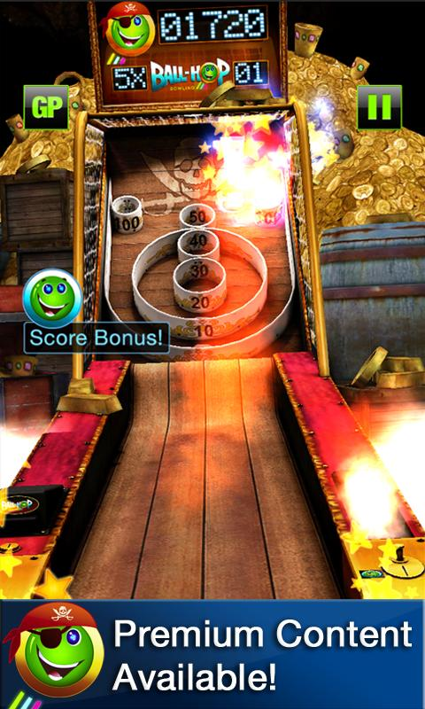Ball-Hop Bowling - screenshot