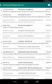 Email App for Gmail & Exchange Screenshot 17