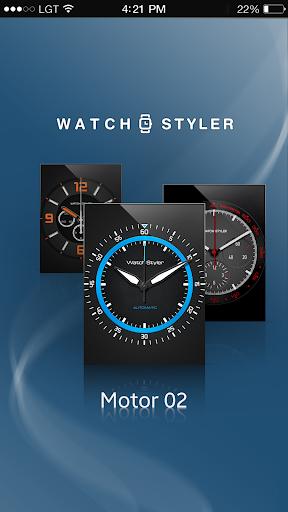 Watch Face Gear S - Motor2
