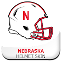 Nebraska Helmet Skin icon