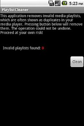 PlaylistCleaner