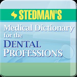 Dental Professions Dictionary