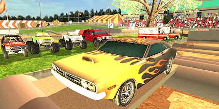 Classic Off-Road Challenge 1.0 screenshot 640940