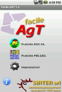 Facile AGT - screenshot thumbnail
