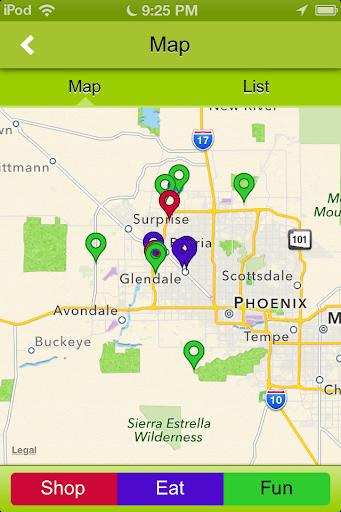 【免費旅遊App】Glendale CVB-APP點子