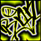 Graffiti Yellow EvolveSms
