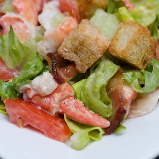 Lobster BLT Salad…and the Stonewall Kitchen Cookbook Winner!
