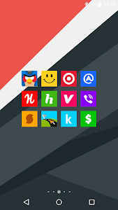Goolors Square - icon pack screenshot 15