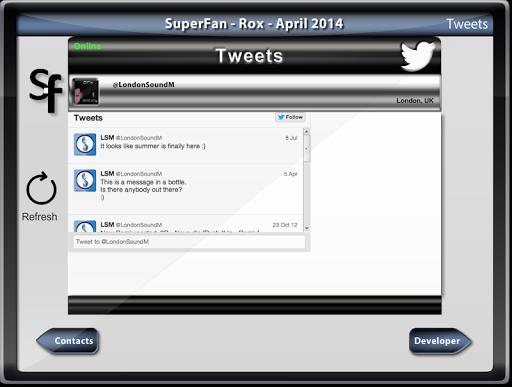 SuperFan Rox 05-2014 1.0.1 screenshots 7