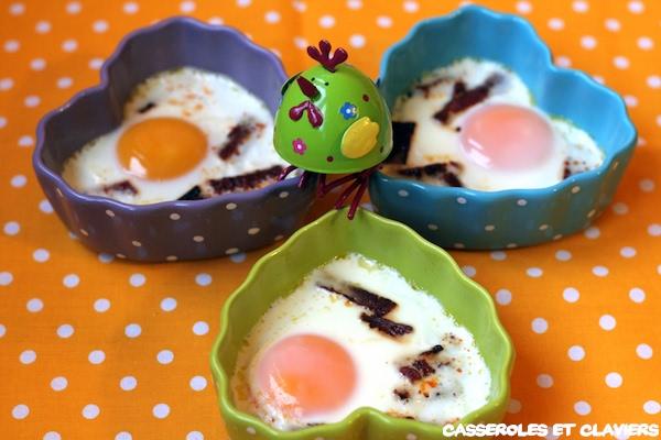 Egg Casserole with Chorizo