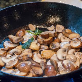 Funghi trifolati (Sautéed Mushrooms)