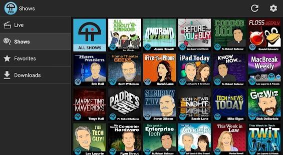 TWiT Pro - screenshot thumbnail